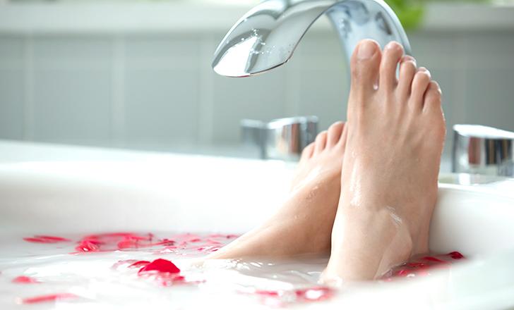 【保育士のダイエット方法】お風呂は1日10分、熱めのお湯に浸かる
