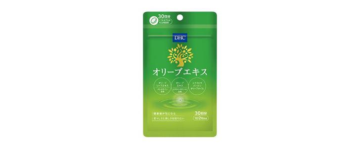 【オリーブオイルサプリ】DHC オリーブエキス